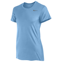Nike Team Legend Short Sleeve T-Shirt - Women's - Light Blue