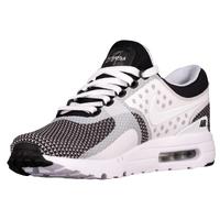 Nike Air Max Zero - Men s - Casual - Shoes - Black Dark Grey White ... 67c153bb107f