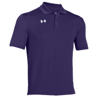 Under Armour Team Armour Polo - Men's - Purple / Purple