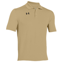 Under Armour Team Armour Polo - Men's - Gold / Gold
