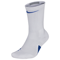 Nike Elite Crew Socks - White