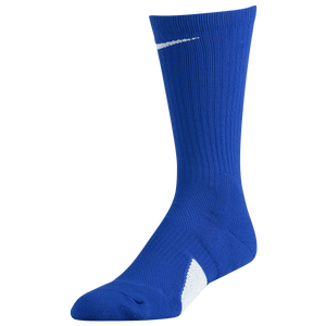 Nike Elite Crew Socks - Royal/White