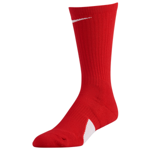 Nike Elite Crew Socks - University Red/White