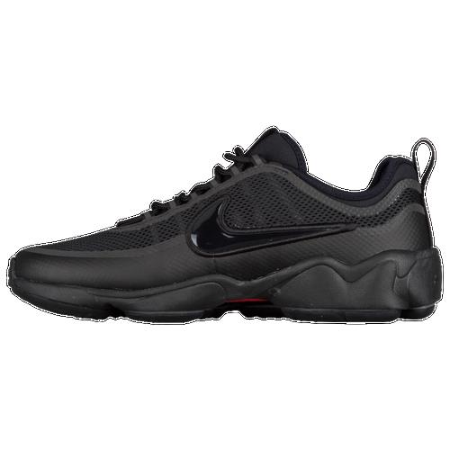Nike Zoom Spiridon Ultra - Men's Casual - Black/Bright Crimson/Black 76267002