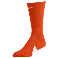 Nike Elite Crew Socks - Orange