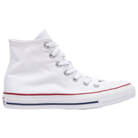 converse shoes all white. converse all star hi - boys\u0027 grade school white / red shoes