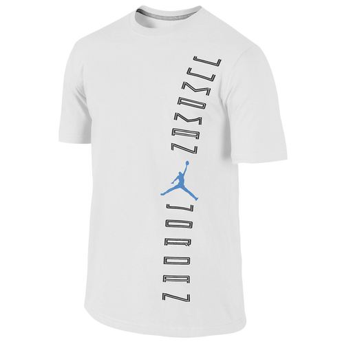b596c7ab40b6 Jordan Retro 11 Jumpman Jordan T-Shirt - Men s - Basketball - Clothing -  Black Legend Blue