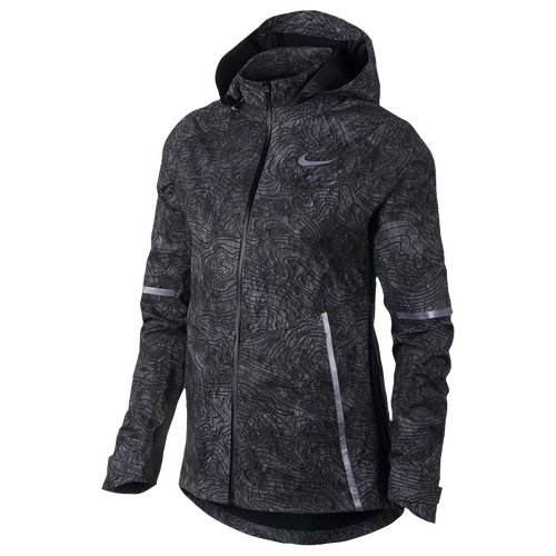 Nike Aeroshield Energy Solstice Jacket - Women's Running - Black/Black 76833010