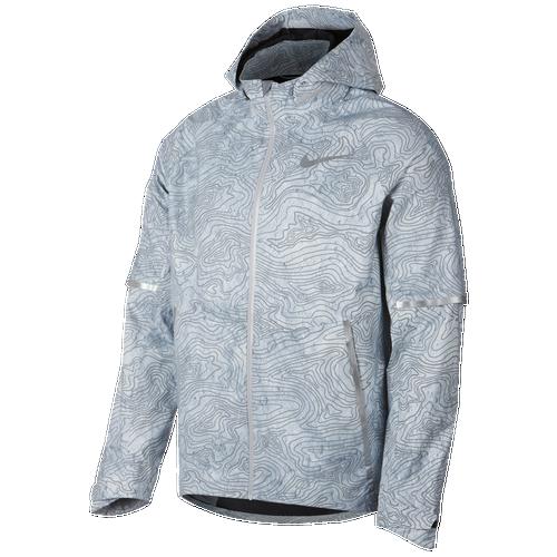 5a915023ddb2 Nike Aeroshield Hooded Energy Solstice Jacket - Men s - Running - Clothing  - Black Black