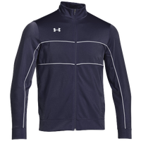 Under Armour Team Rival Knit Warm-Up Jacket - Men's - Navy / White
