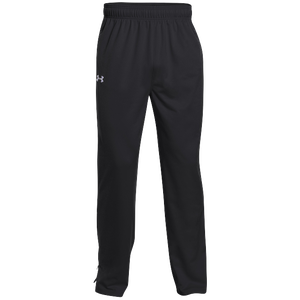 Under Armour Team Rival Knit Warm-Up Pants - Men's - Black/White
