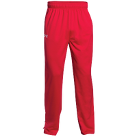 Under Armour Team Rival Knit Warm-Up Pants - Men's - Red / Red