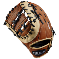 Wilson A2K First Base Mitt - Men's - Brown / Tan