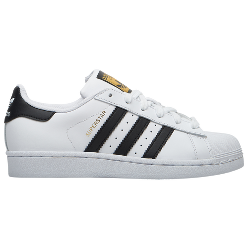 adidas Originals Superstar - Boys' Grade School - Casual - Shoes - White /Black/White
