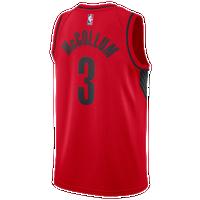 b991f76ea Nike NBA Swingman Jersey - Men s - Cj Mccollum - Portland Trail Blazers -  Red