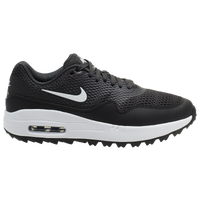 Nike Air Max 1 G Golf Shoe - Women's - Black / White
