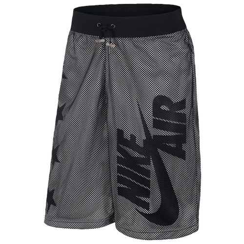 195 Men Nike Air Pivot Mesh Black Clothes