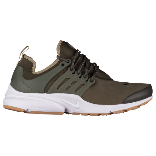 Nike Air Presto - Women's - Casual - Shoes - Cargo Khaki/Cargo  Khaki/Neutral Olive/Gum Lt Brown