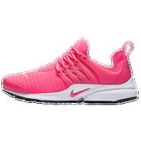 womens nike air presto red pink