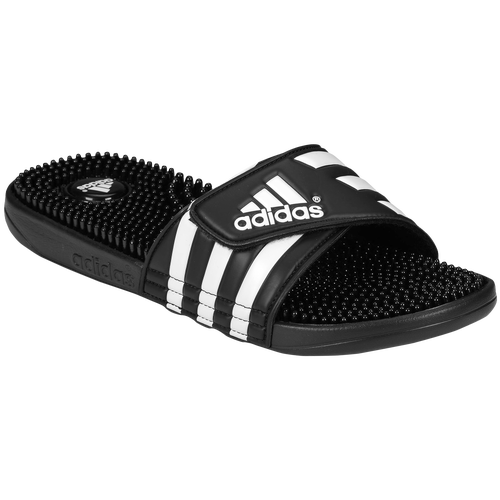 adidas Adissage Slide - Men\u0027s - Black / White