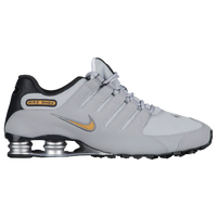 6cc440d02f0 Nike Shox NZ - Men s - Grey   Gold