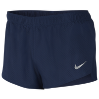 "Nike 2"" Fast Shorts - Men's - Navy"