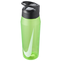 Nike TR Hypercharge Straw Bottle 32 OZ - Light Green