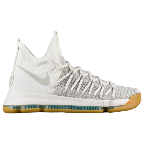 nike kd 9 elite mens kevin durant off white grey - Kevin Durant Shoes Coloring Pages