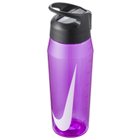 Nike TR Hypercharge Straw Bottle 32 OZ - Purple