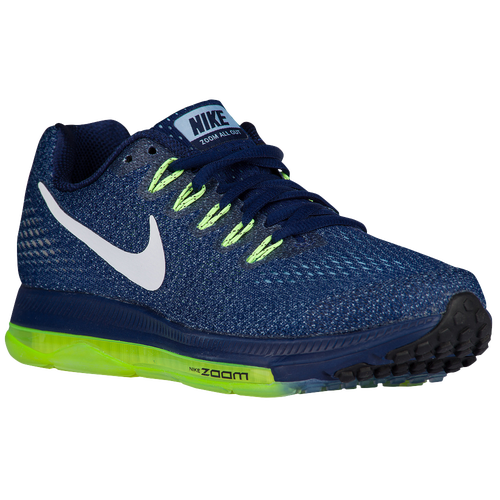Nike Zoom All Out Low - Women's - Running - Shoes - Loyal Blue/White/Bluecap/Ghost  Green