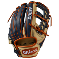Wilson A2000 JA27 Fielder's Glove - Men's - Tan / Navy