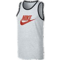 a94e123d2d843e Nike Ace Logo Tank - Men s - Grey   Black