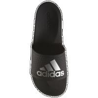 best sneakers 614aa ab86e adidas Adilette Cloudfoam Ultra - Mens - Black  Grey