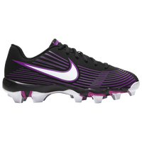 Nike Hyperdiamond 3 Keystone GG - Girls' Grade School - Black / Purple