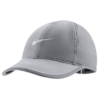 Nike Dri-FIT Featherlight Cap - Women's - Grey / Grey