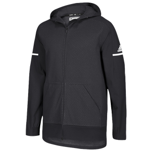 adidas Team Squad Jacket - Men's - Black/White