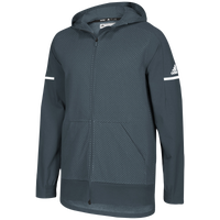 adidas Team Squad Jacket - Men's - Grey / White
