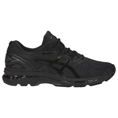 black asics mens