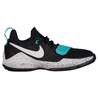 2457ebc7385e Nike PG 1 - Boys  Grade School - Paul George - Black   White