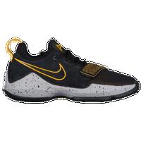 Nike PG 1 - Boys\u0027 Grade School - Paul George - Black / Black