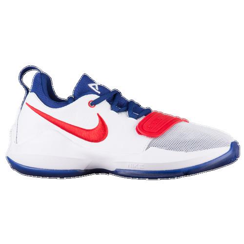 314bd80ebb84 Nike PG 1 - Boys  Grade School - Basketball - Shoes - George