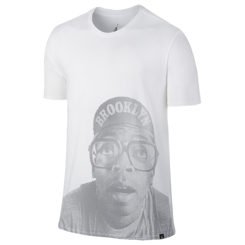 Jordan Retro 4 Gotta Be The Shoes T-Shirt - Men's - White / Grey