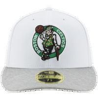 405112847d23a6 New Era NBA 59Fifty Tech Sweep Low Profile Cap - Men's - Boston Celtics -  White