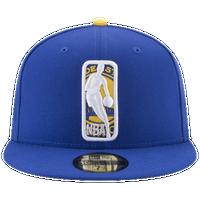 size 40 d2d55 61a48 New Era NBA 59Fifty Insider Cap - Men s - Golden State Warriors - Blue    White