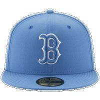 dde6ae3fba5 New Era MLB 59Fifty Basic Cap - Men s - Boston Red Sox - Light Blue