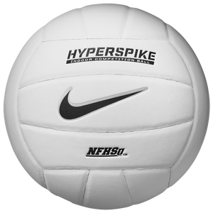 Nike Team Hyperspike 18P Volleyball - Women's - White/White/Metallic Silver