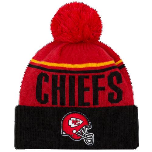 hot sale online c9004 97137 New Era NFL Cheer Cuff Pom Knit - Men s