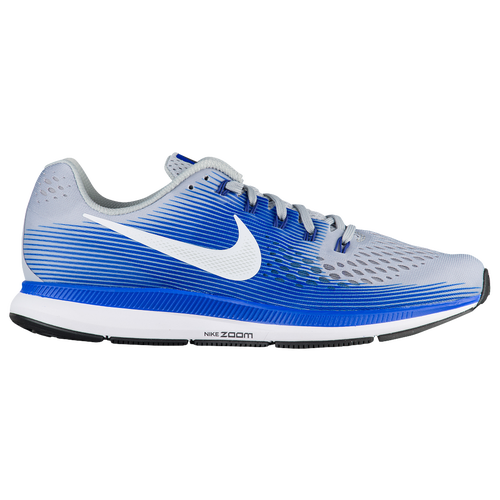 Best Drop Shipping Nike Zoom Pegasus 33.5 Mens Running shoes Month blue