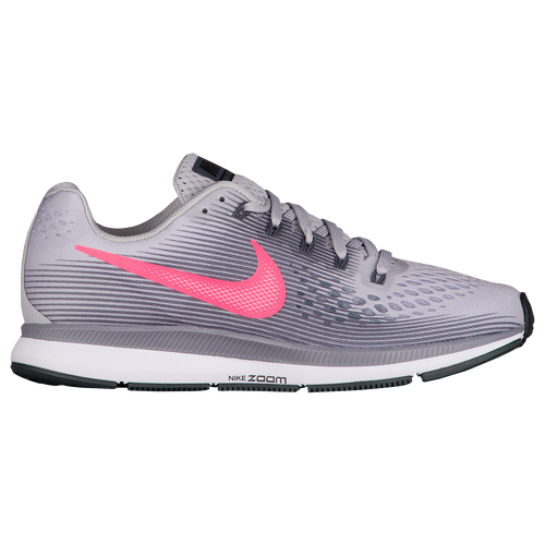 Nike Air Zoom Pegasus 34 - Women's - Running - Shoes - Atmosphere  Grey/Racer Pink/Gunsmoke/Anthracite
