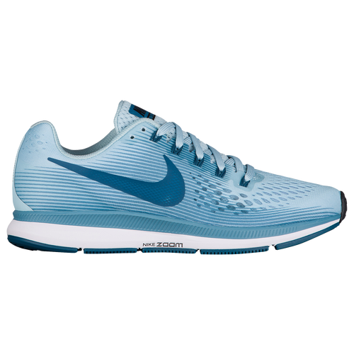 Nike Air Zoom Pegasus 34 - Women's - Running - Shoes - Ocean Bliss/Blue  Force/Noise Aqua/Black/White